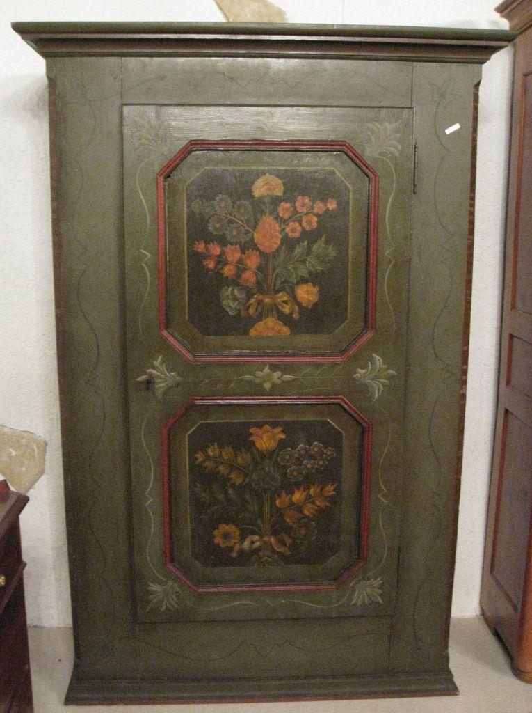 Meubles peints recherche google meubles peints for Acheter miroir ancien