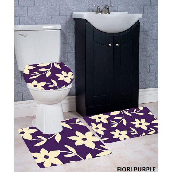 15 Empfohlene Lila Badezimmer Teppich Sets Zu Kaufen Badewanne