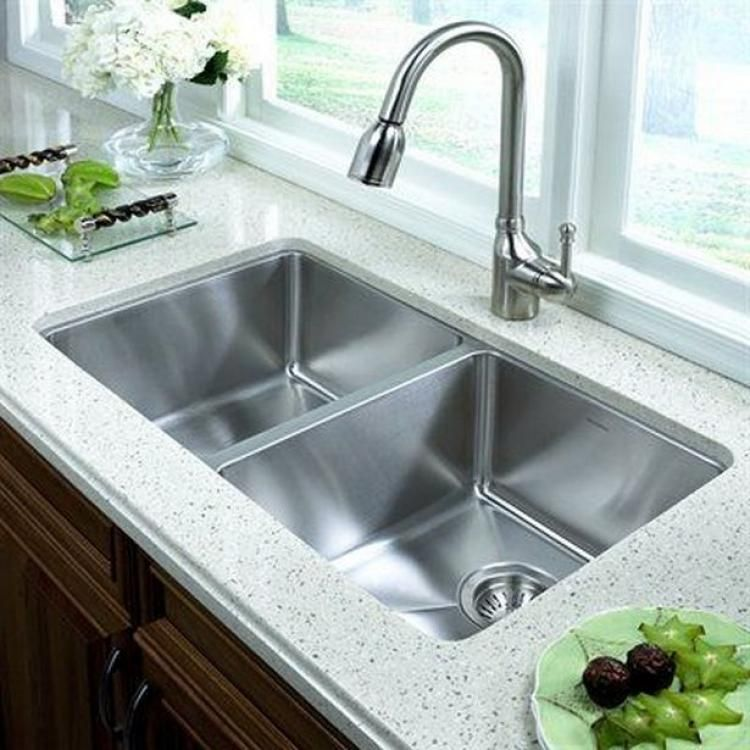 48 Top Kitchen Faucets Inspirations Best Kitchen Sinks Double