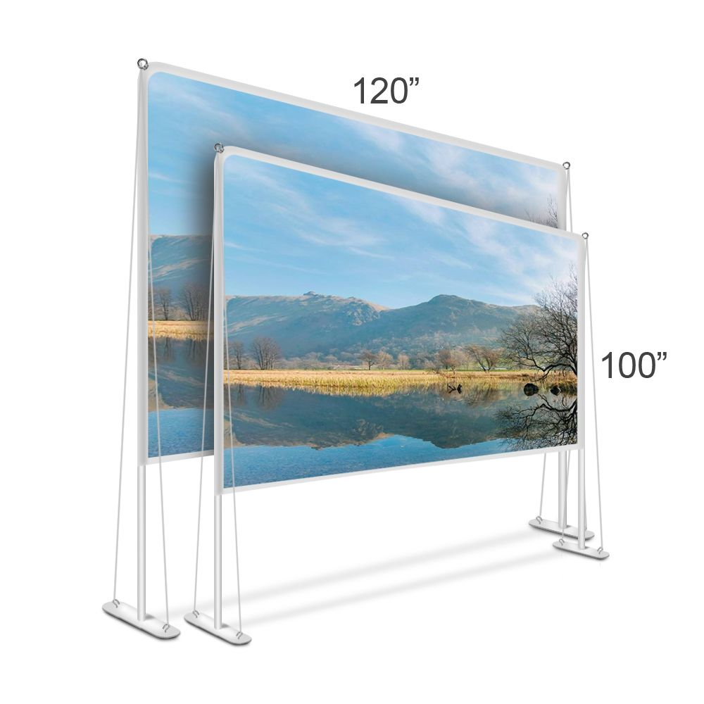 outdoor curtain maybe it will make you a great outdoor movie it is