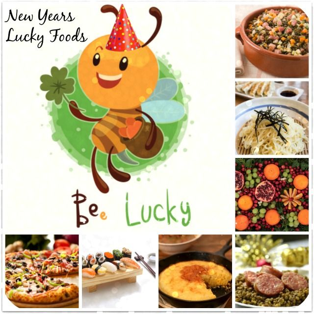 Foods to add to your #Newyears Menu to bring luck in the ...