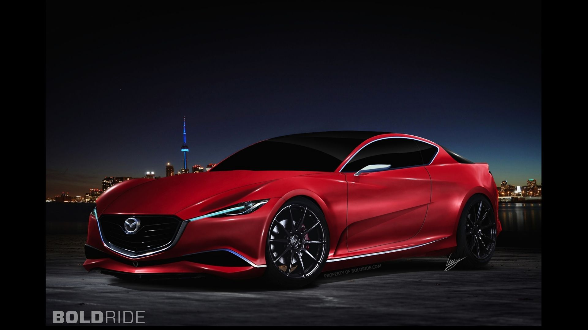 Will We Be Seeing A New Mazda RX7 In 2016? We have a good