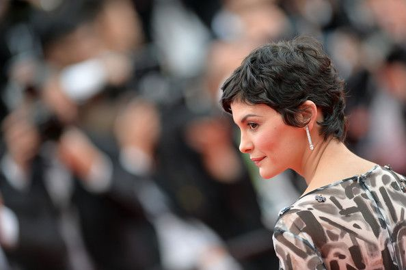 More Pics Of Audrey Tautou Pixie Audrey Tautou Short Hair Styles Hair