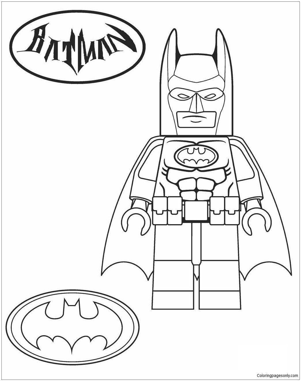 Lego Superhero Coloring Pages Lego Batman 7 Coloring Page Free Coloring Pages Line Lego Coloring Pages Lego Coloring Batman Coloring Pages