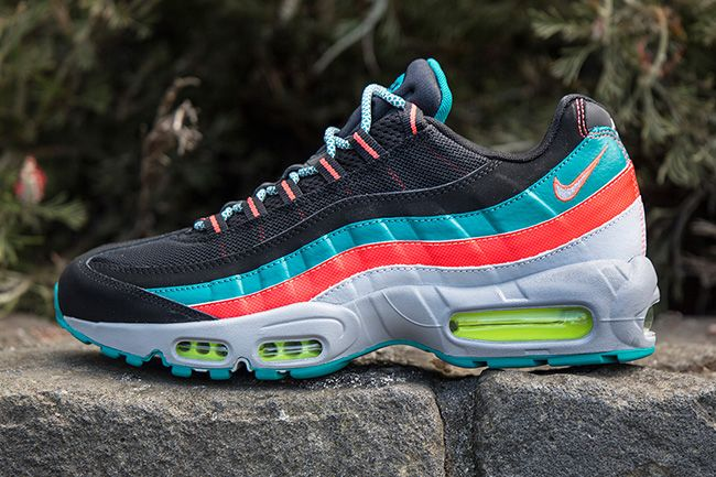 the latest 1a8ae 87f71 This Air Max 95 is a Wild One