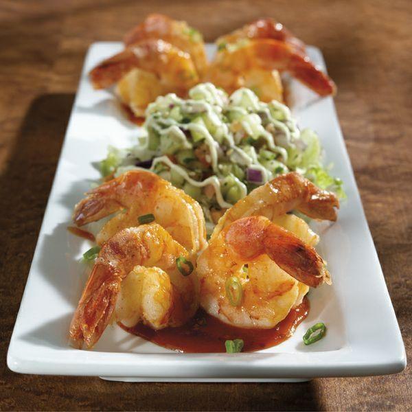 Granite City Asian Glazed Shrimp Absolutely Delicious Recipes Food Dinner