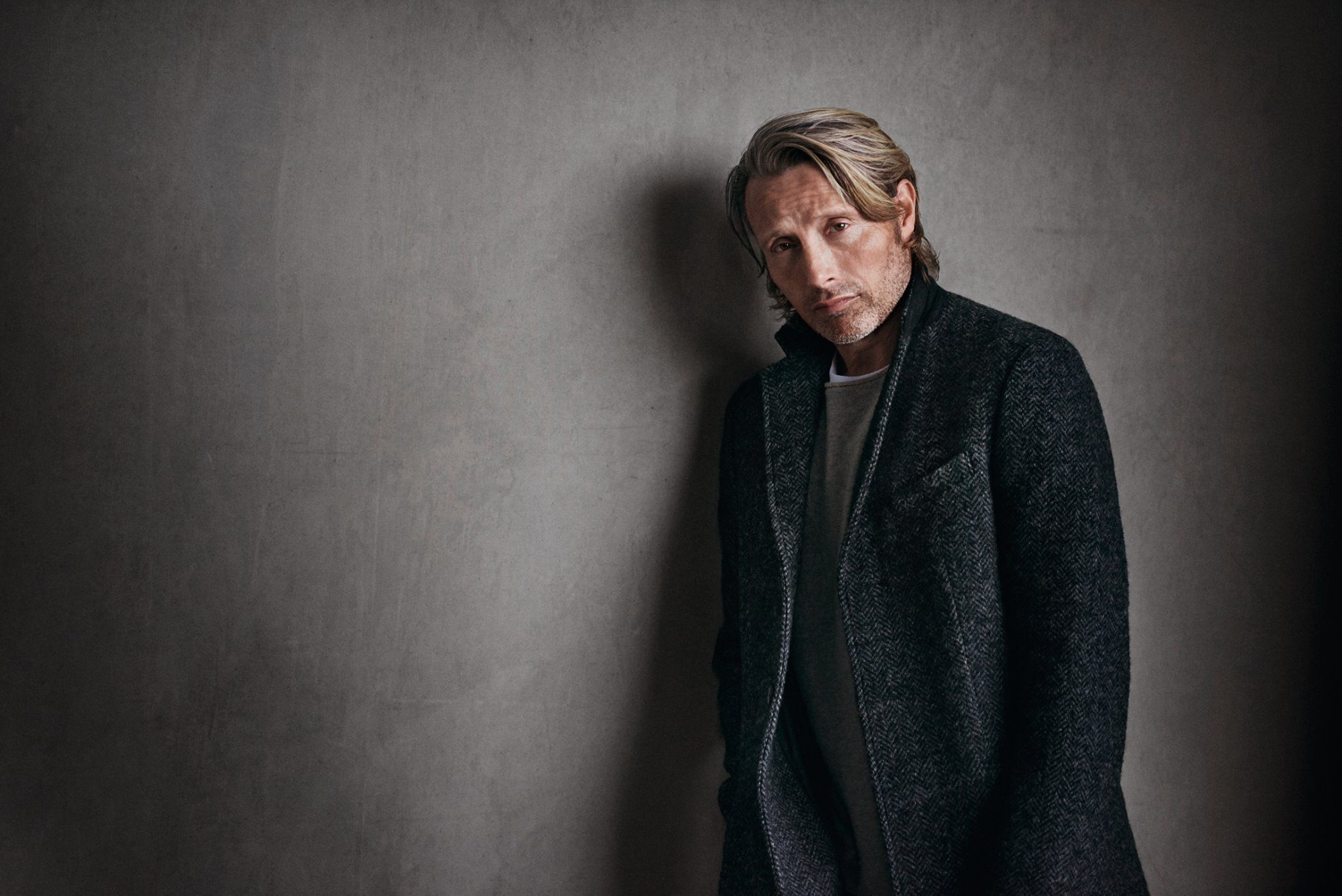 Promotional Images - 001 - Mads Mikkelsen Source - oh my goodness I love him! He's so gorgeous!