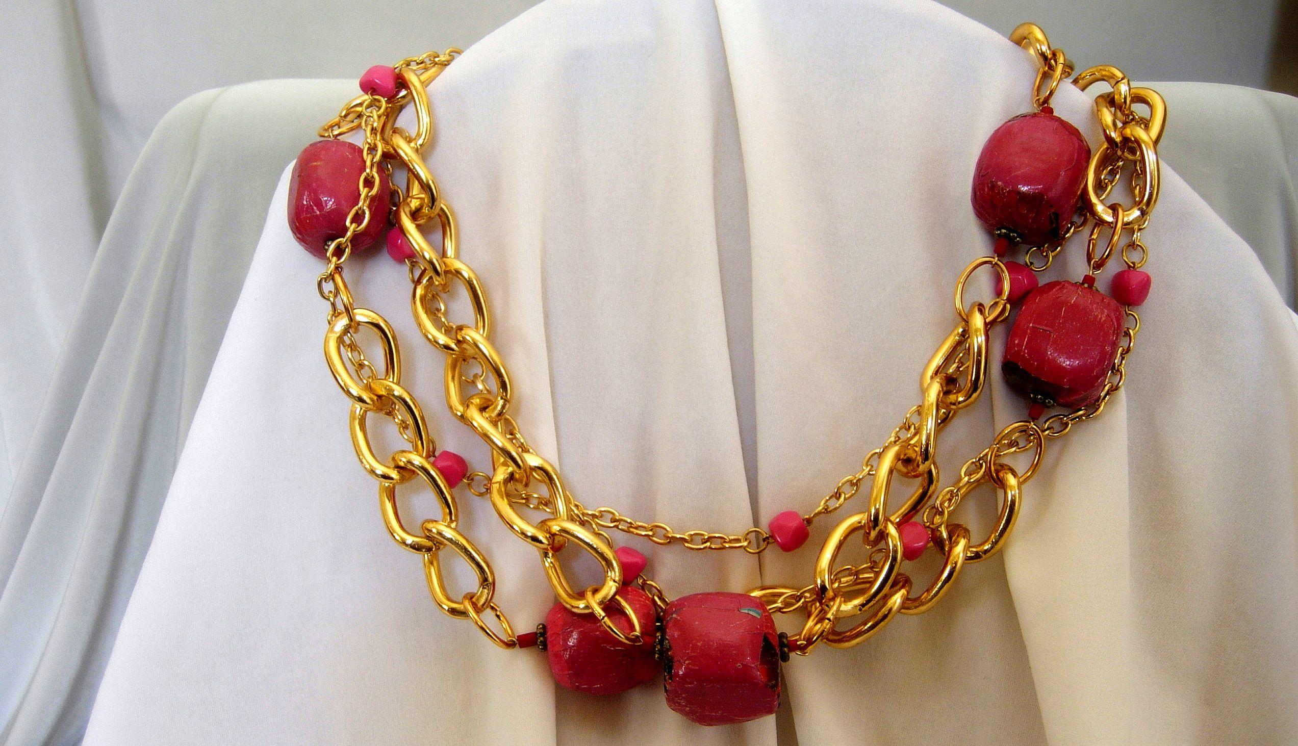 https://www.facebook.com/GeorgiaVasilopoulou.GV/   #necklaces