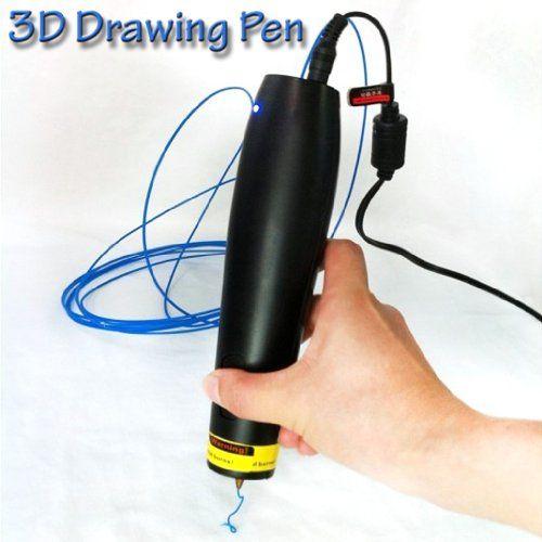 3D Drawing Pen (like 3Doodler) - 3D Arts & Crafts Printing Pen Yaya 3D Pen,http://www.amazon.com/dp/B00H5CTLME/ref=cm_sw_r_pi_dp_leqctb0YE5NYX187