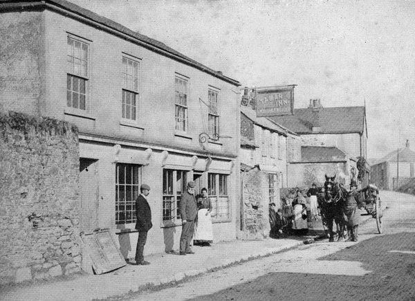 Plymouth Crownhill Tamar Inn Tavistock Road Plymouth