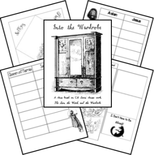 The Lion, the Witch, and the Wardrobe note booking