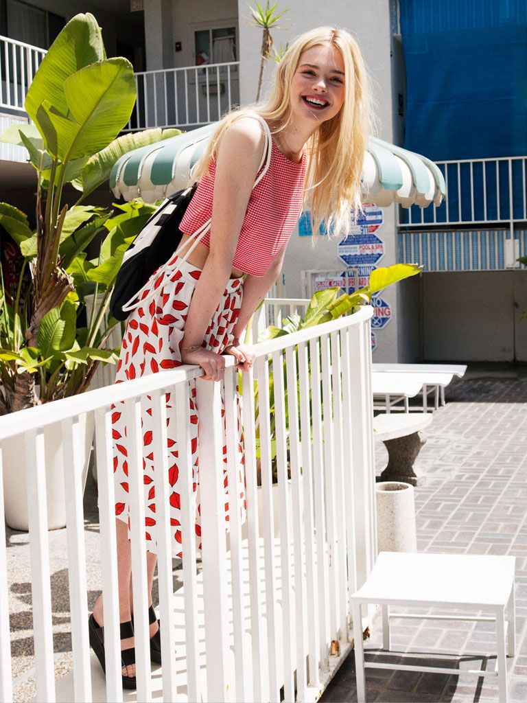 Elle Fanning... My favorite actress!! I love her