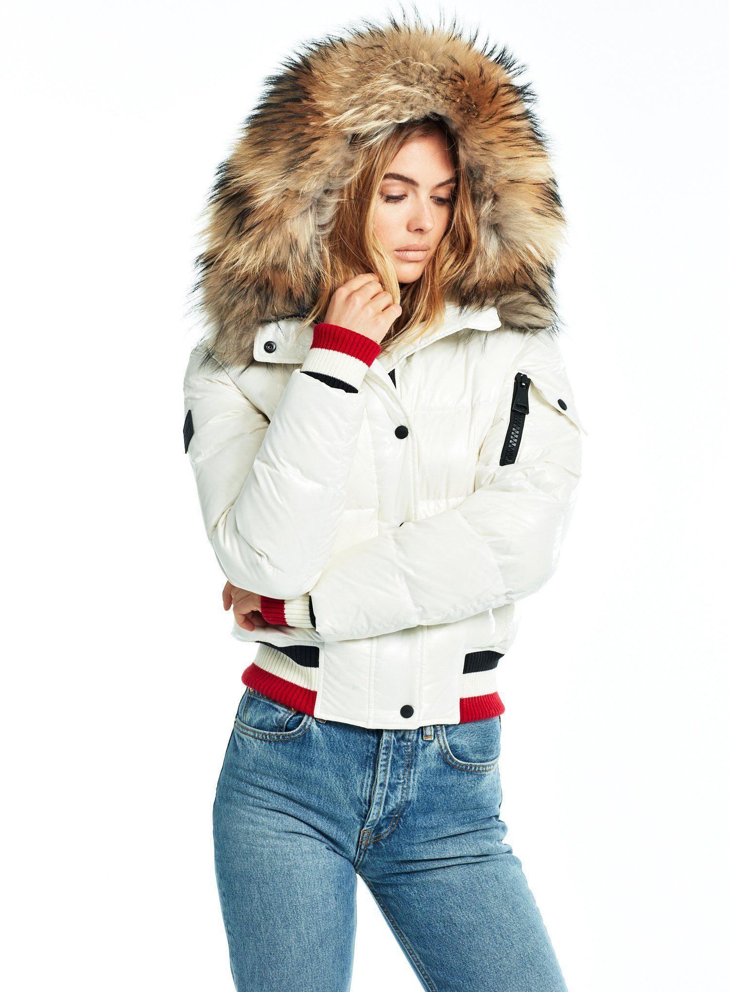 Sasha Sam Luxury Outerwear Jackets For Women Jackets [ 2041 x 1500 Pixel ]
