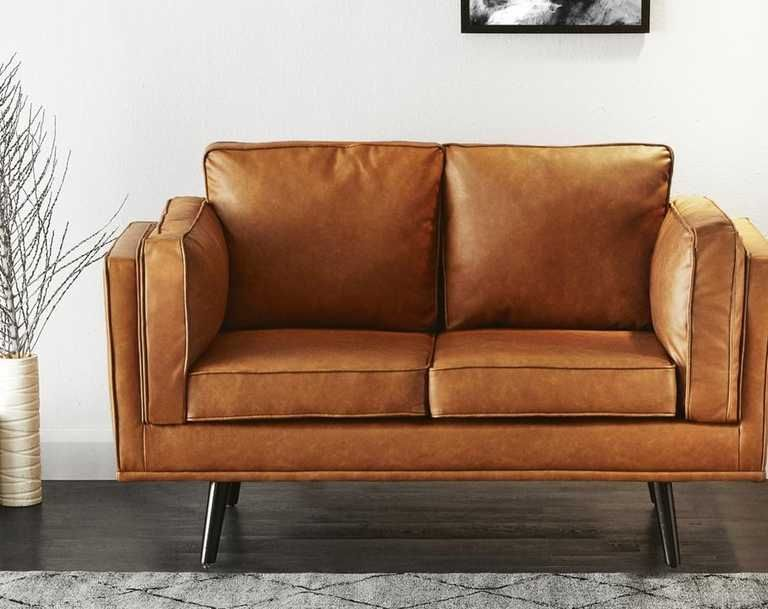 Pin By Tatax Almoro On Living Room In 2020 Faux Leather Sofa Leather Sofa Leather Sofa Couch