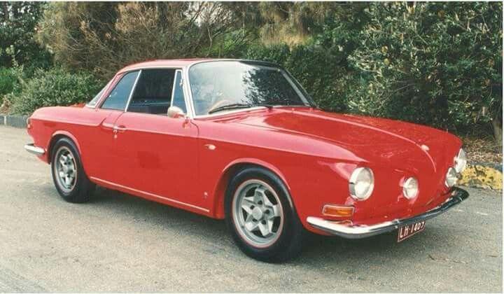 Red Type 3 Ghia