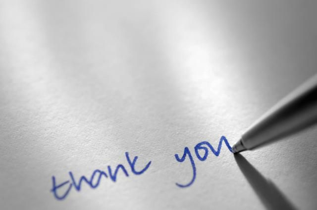 How To Write A Thank You Note After A Funeral  Funeral And Note
