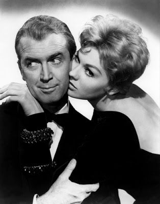"Vintage Glamour Girls: kim Novak & James Stewart in "" Bell, Book and Cand..."