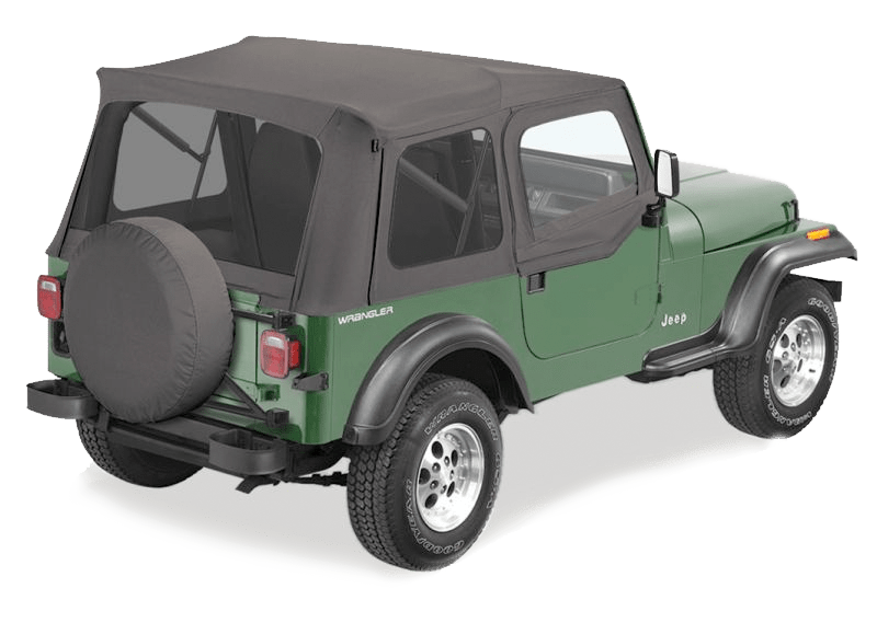 Attractive Awesome 1995 Jeep Wrangler Soft Top For Sale