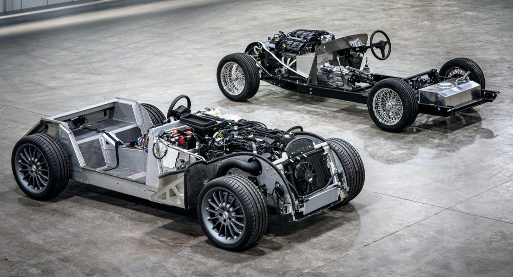 New Morgan Models Coming In 2020 Based On CX-Generation Aluminum Platform