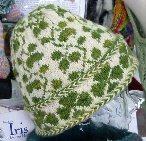 Shamrock Hat Pattern By Andrea Rainey Saints Patterns And Ravelry