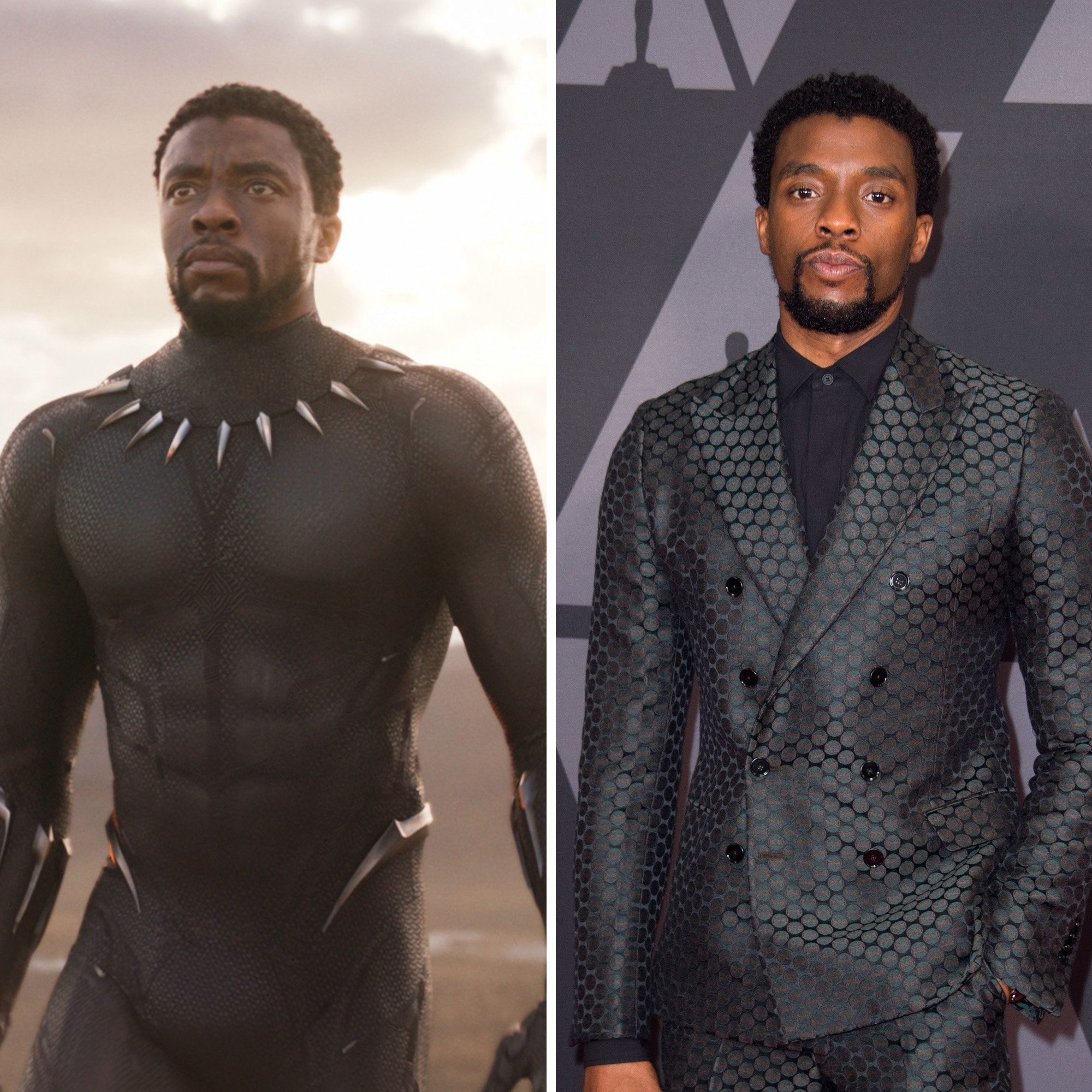 Image result for Chadwick Boseman, Black Panther