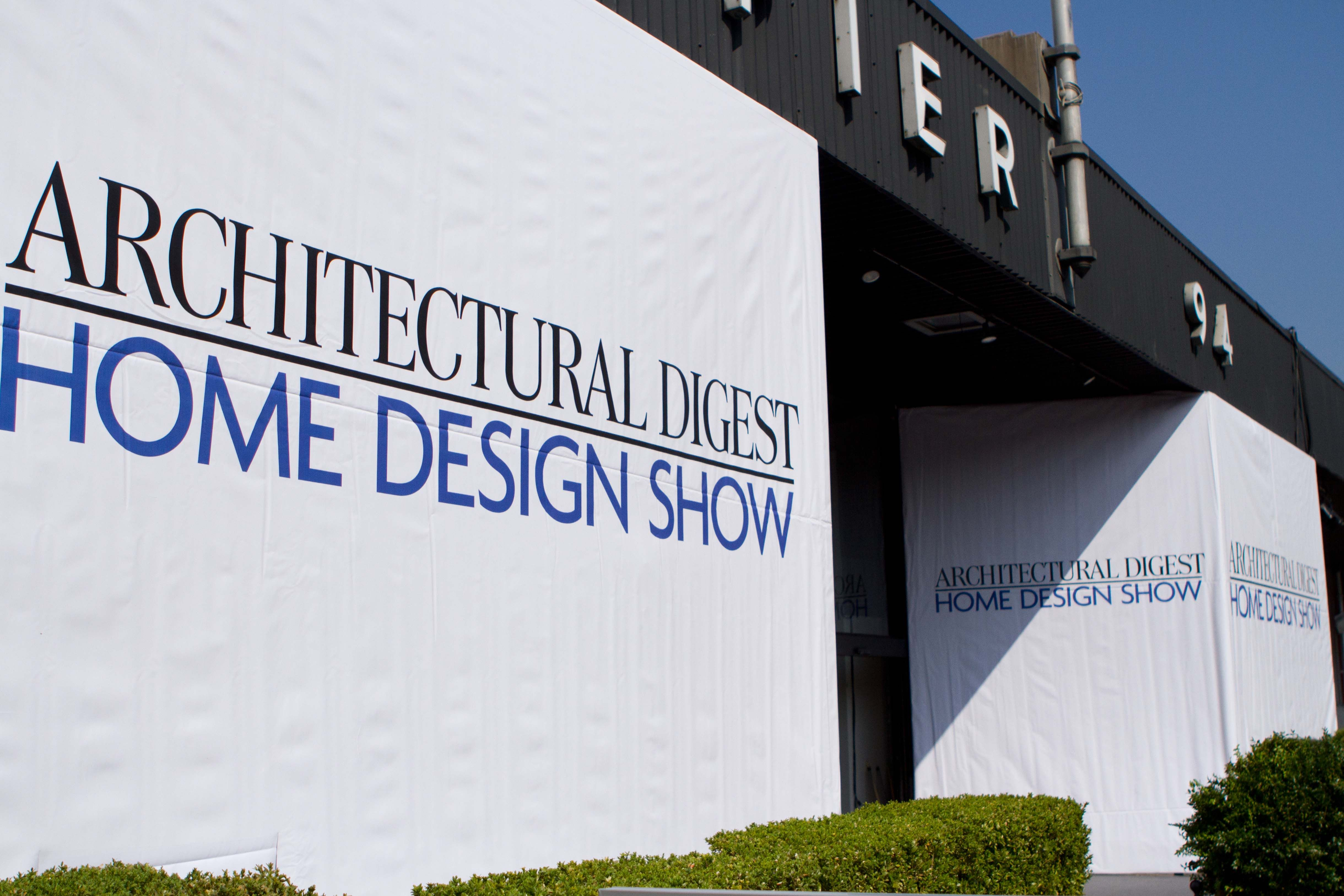 What you can expect from AD Show Ads Architectural digest and Flow