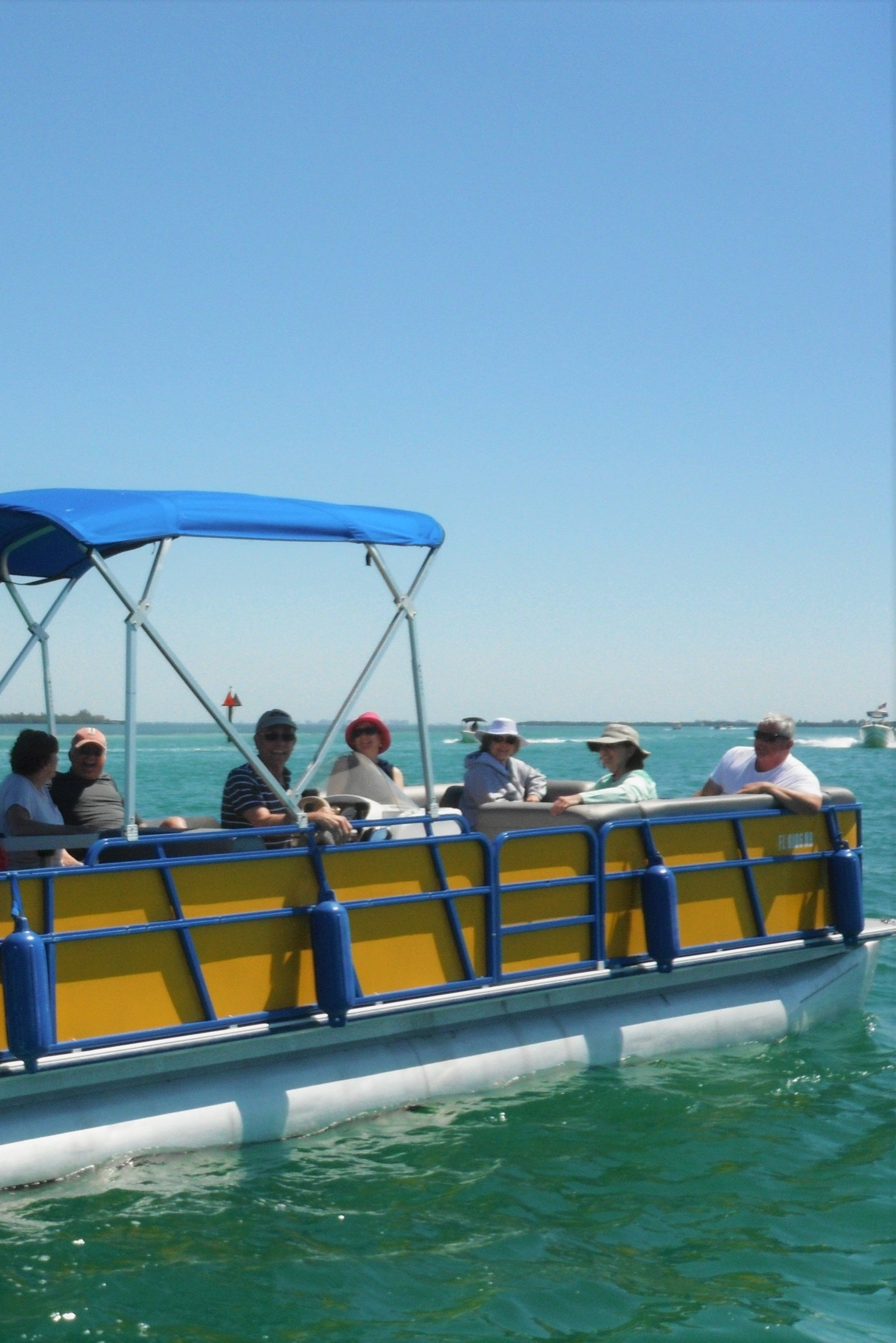 24 Pontoon Full Day Boat Rental Pontoon Boat Boat