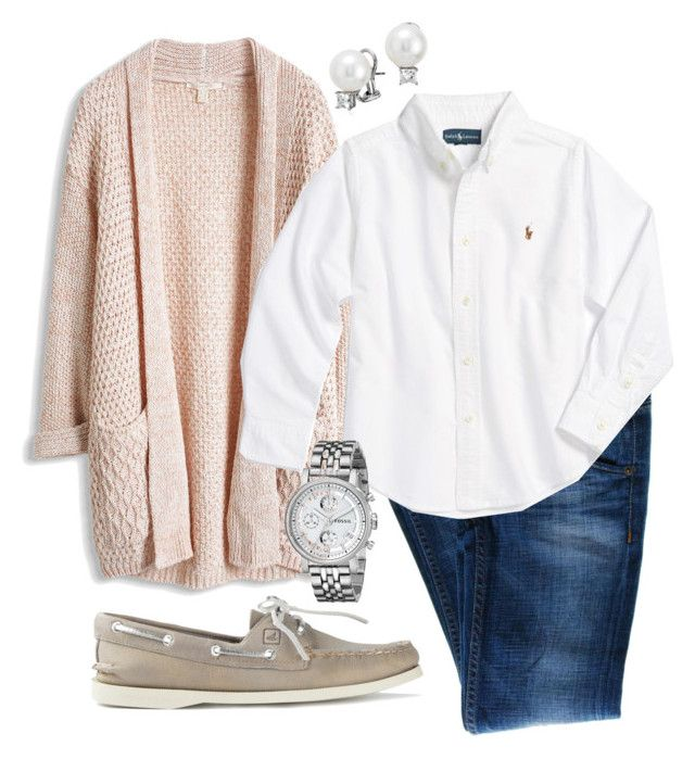 Three things to remember if you never want to be disappointed: Be careful who you trust, don't expect anything from anyone, and don't let anyone make you feel less than you actually are. by kasia-kane on Polyvore featuring polyvore fashion style Hudson Jeans Sperry Top-Sider FOSSIL Blue Nile Ralph Lauren