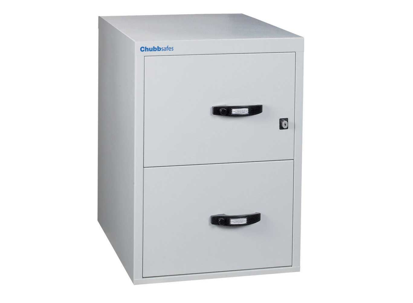 Chubbsafes 2 Drawer Fireproof Filing Cabinets