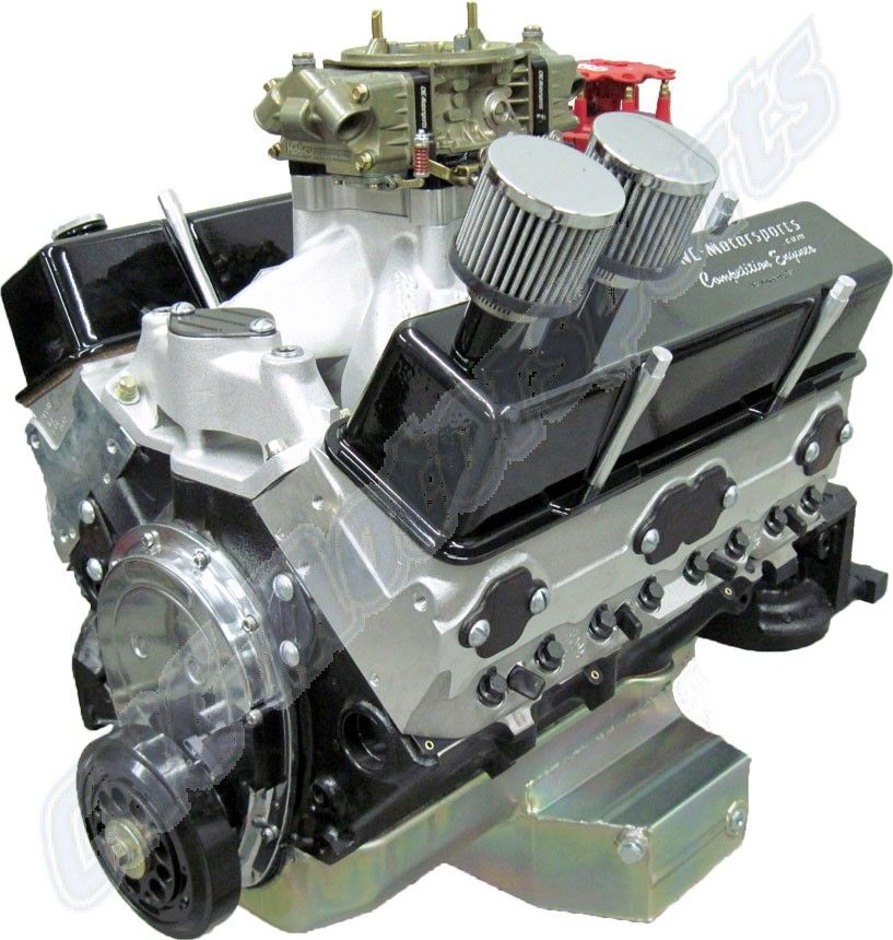 USRA A Modified SB Chevy 393 Concept Engine | Chevy engines