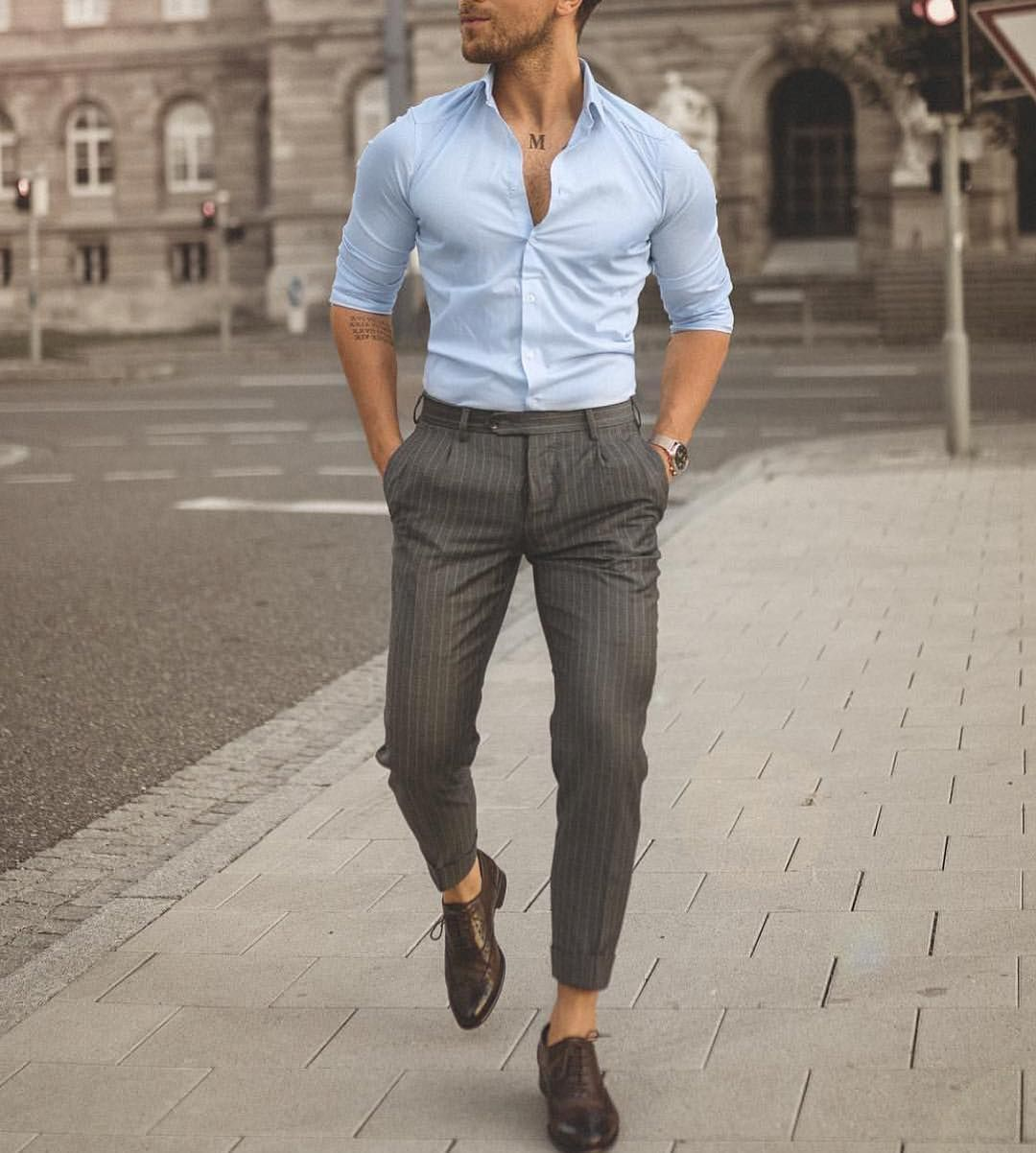 Men with class #menswear cc: menwithclass (com imagens