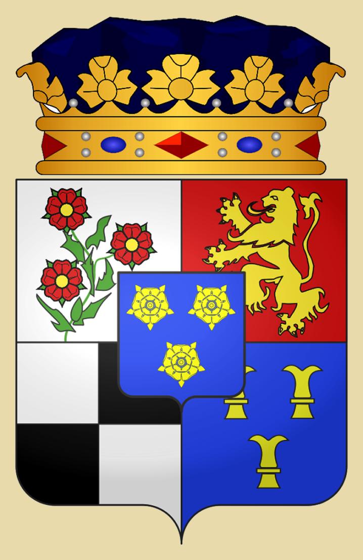 Blason Famille Rosset de Rocozels de Fleury