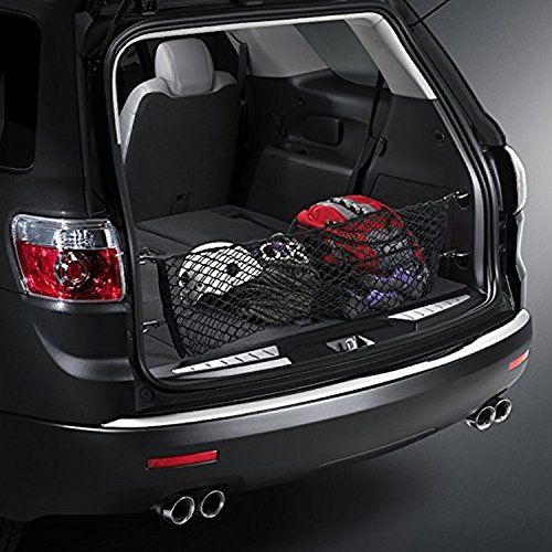 Vciic Envelope Style Trunk Cargo Net For Gmc Acadia Buick Enclave Chevy Traverse Chevrolet Equinox Gmc Terrain 201 With Images Cargo Net Tailgate Accessories Buick Enclave