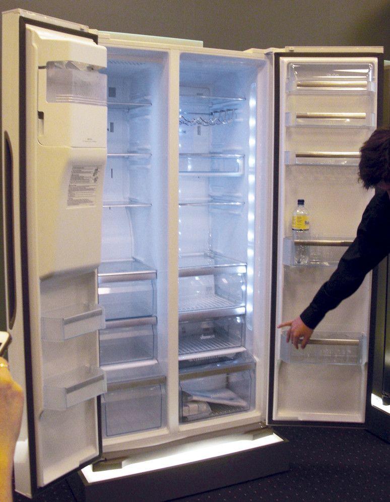 Smart Led Fridge Freezer Lighting I Can Cook