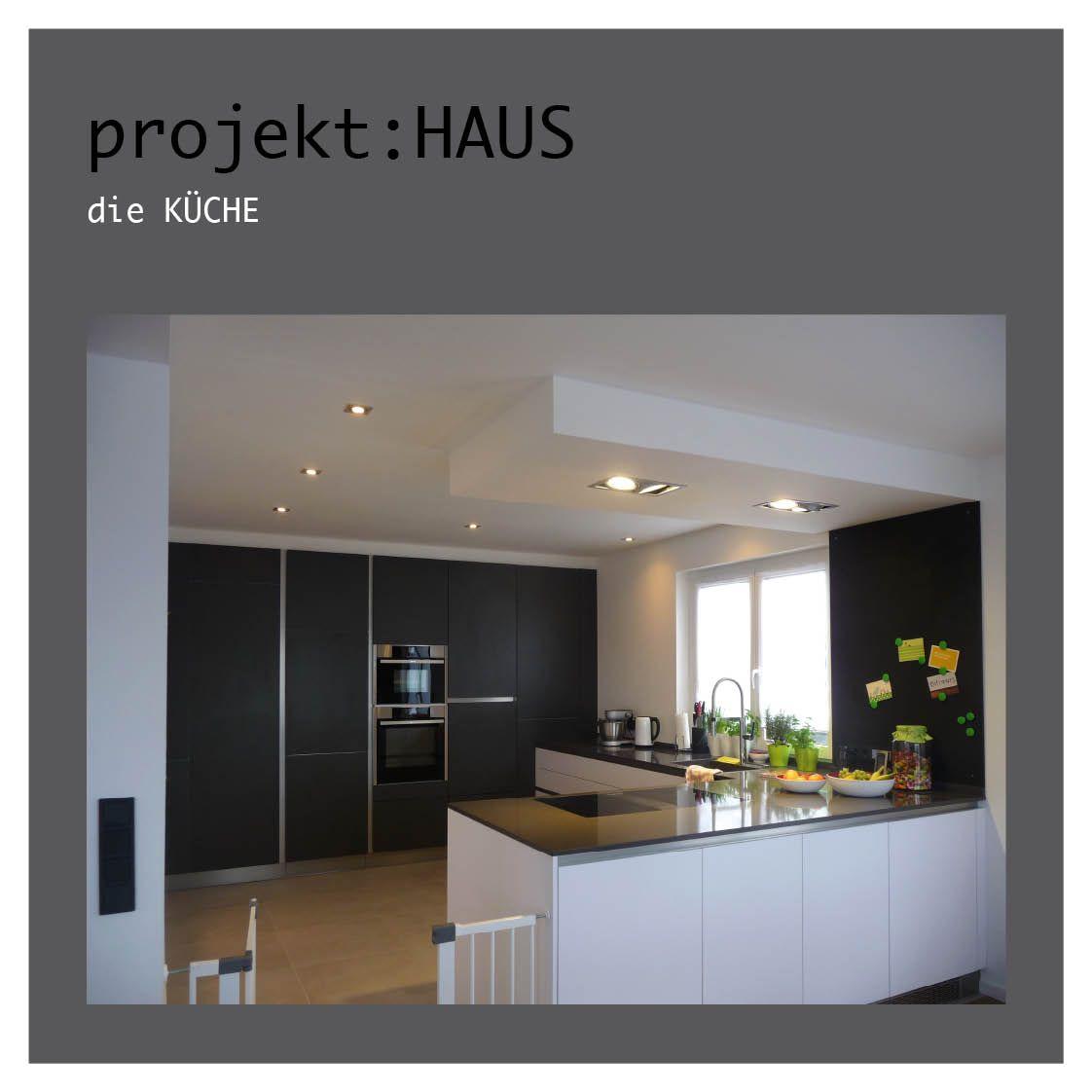 küche, modern, schwarz, weiß, grau, beton, stein, tafel | Küche ...