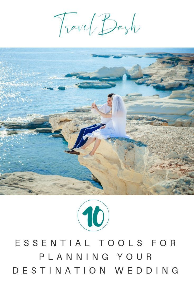 10 Essential Tools for Planning Your Destination Wedding