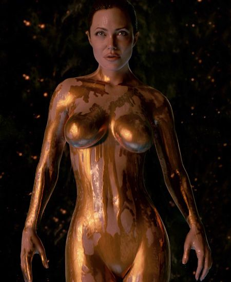 naked women in the movie gamer