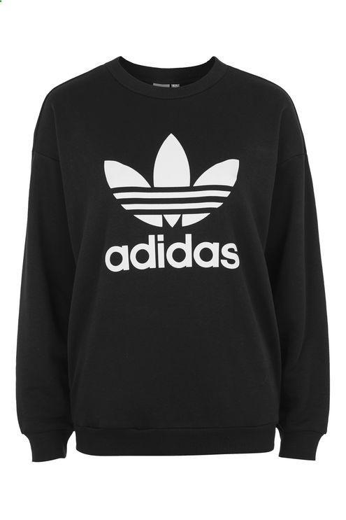 Trefoil Sweatshirt by Adidas Original | Ropa de adidas, Ropa ...