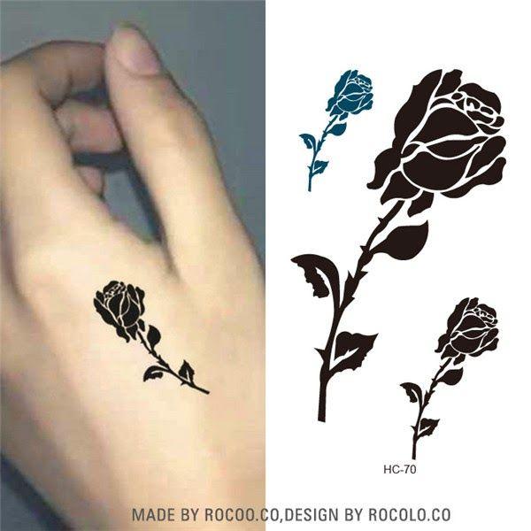 Gambar Tato China Tato Henna Tato Tangan Tato Bunga