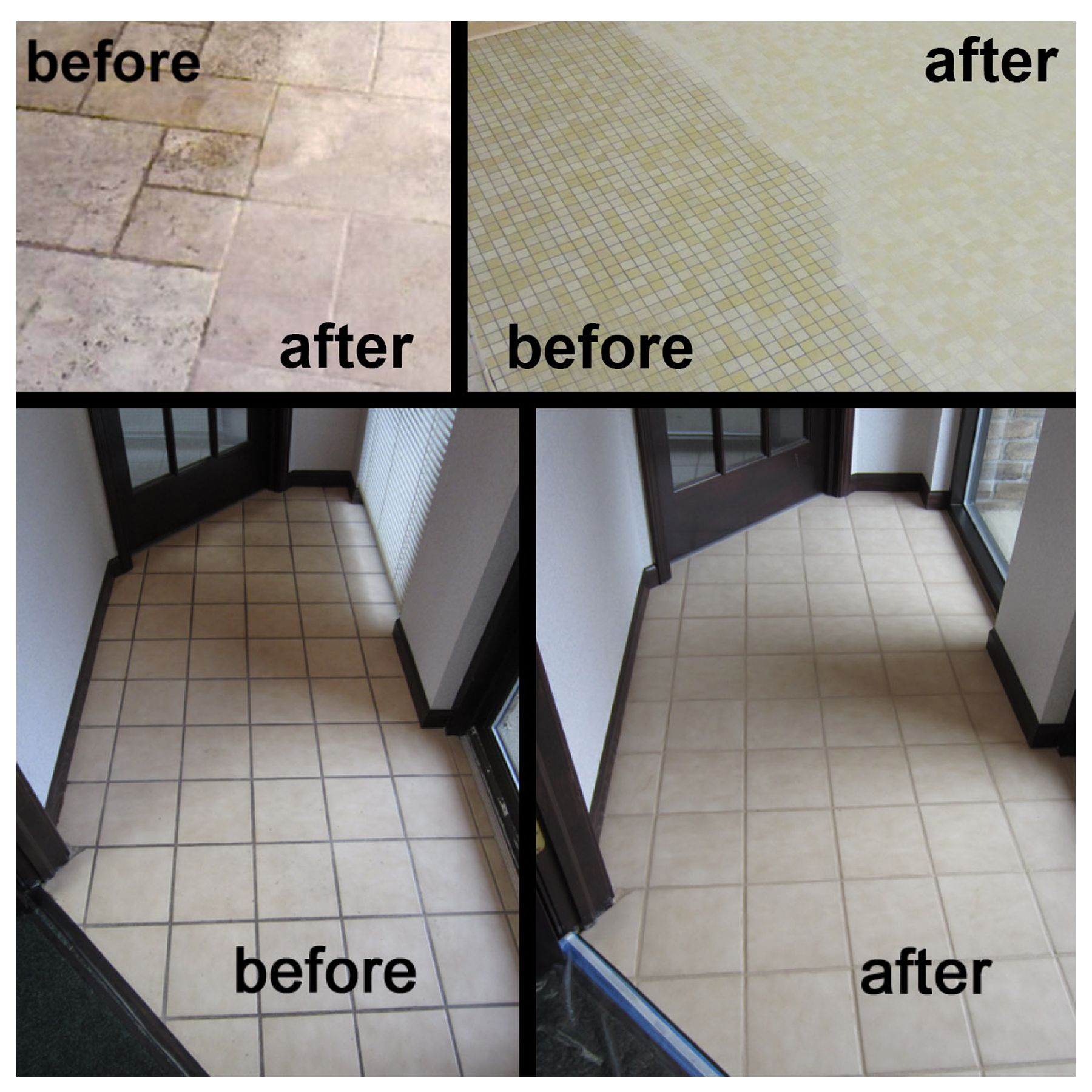 Dont overlook the grout on your tile floor the first impression dont overlook the grout on your tile floor the first impression guests perceive dailygadgetfo Choice Image