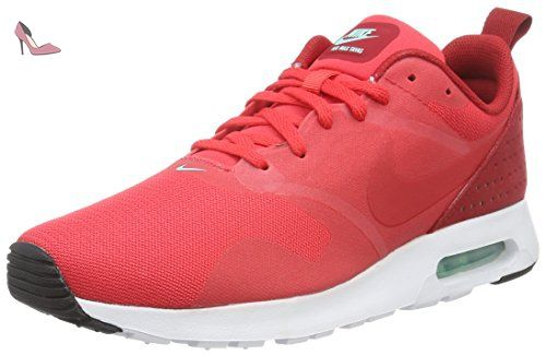 Nike Air Max Tavas Baskets Basses Homme Rouge Action Action Action Rouge Action Rouge 395379