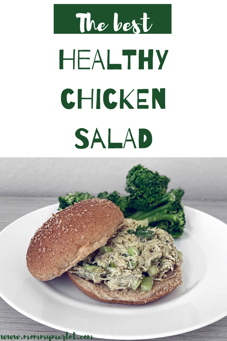 Healthy Chicken Salad images