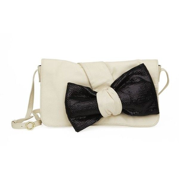See by Chloe Pearl Bow Clutch
