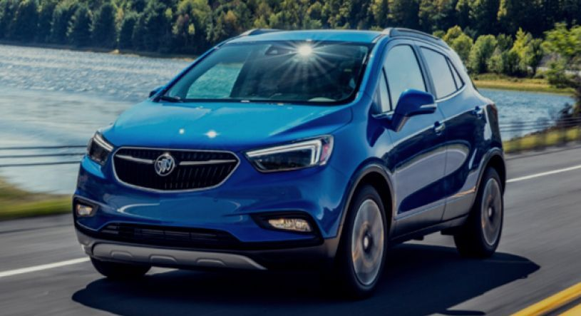 2020 Buick Encore Preview Prices And Competitors