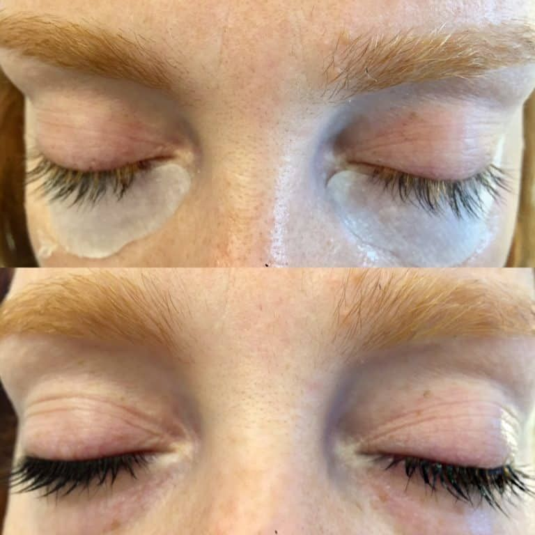 5dbae19914d The 101: Redhead Eyebrow and Eyelash Tinting | Blemishes | Eyelash ...