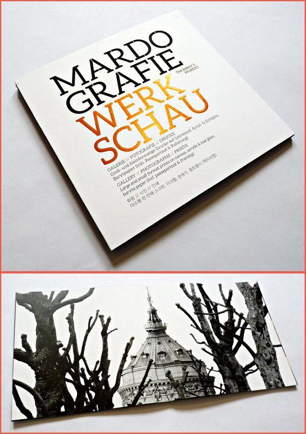 Great Book Mardografie Werkschau Printed By Ninodruck