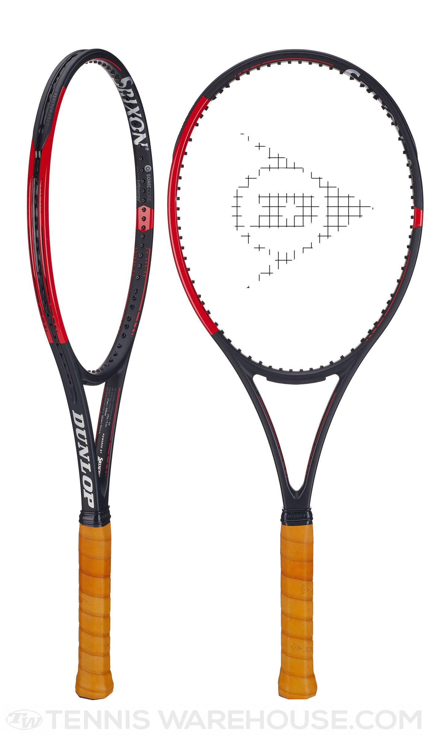 aabcf32d0 Dunlop Srixon CX 200 Tour 18x20 Racquet