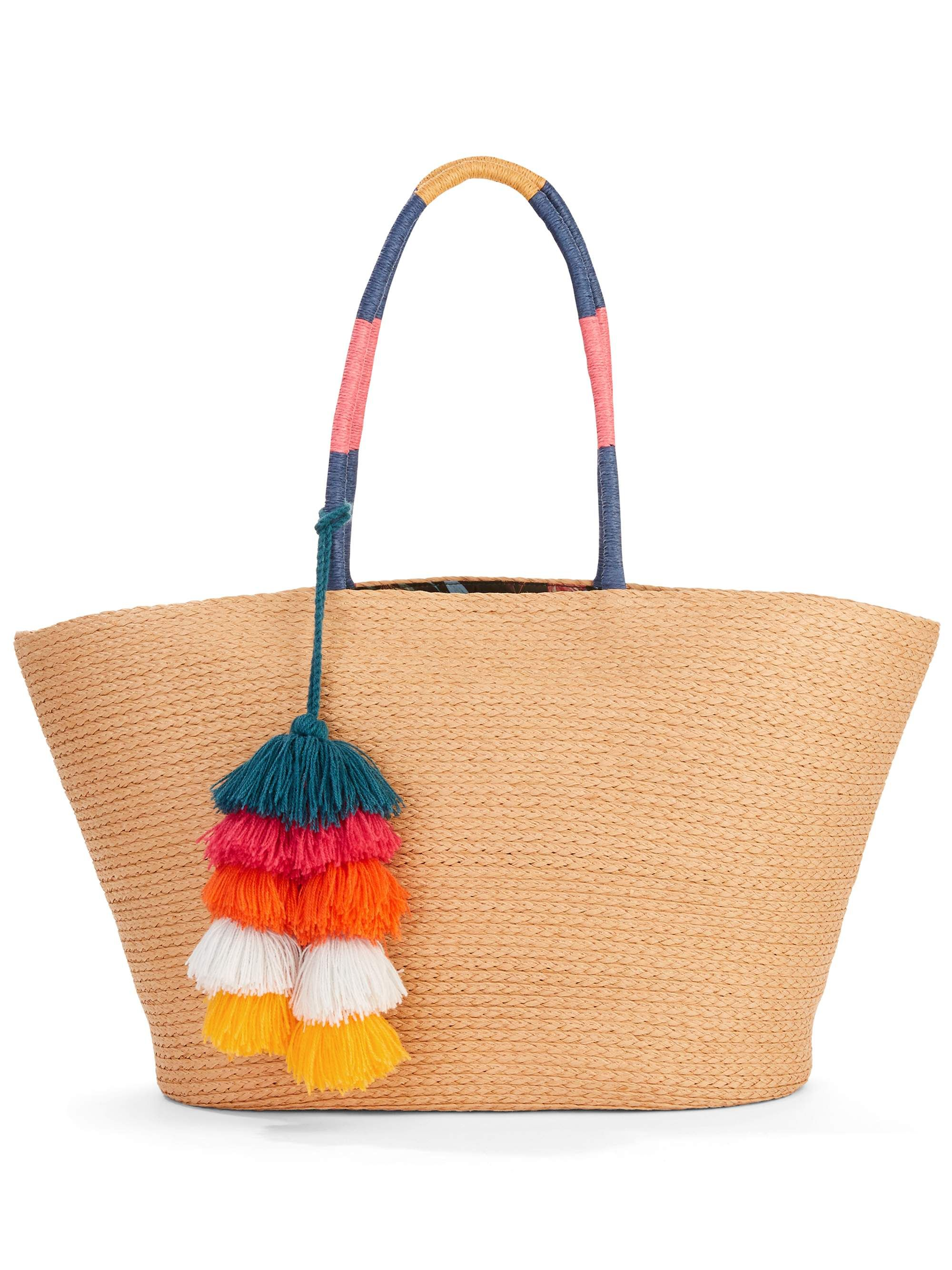 148d7269f62 Clothing in 2019 | My Style | Straw tote, Womens tote bags, Bag ...