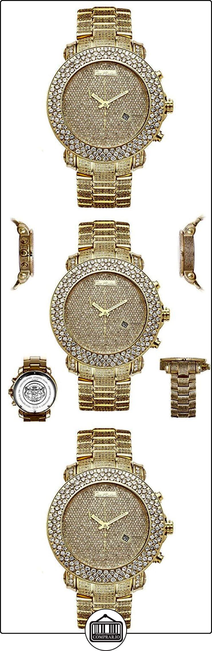 2ffb219e52eb Para hombre reloj de diamante Joe Rodeo - JUNIOR dorado 25