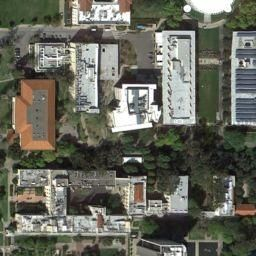 Caltech Campus Map | Caltech | Campus map, Map, University on